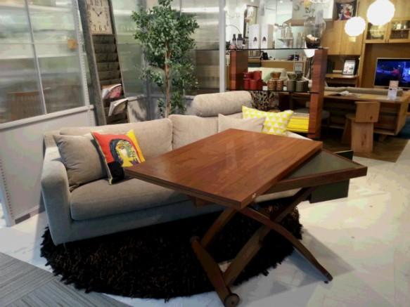【NEW】カリガリスの昇降・伸長テーブル5