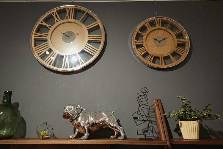 ジョージネルソン サンフラワー 時計 クロック