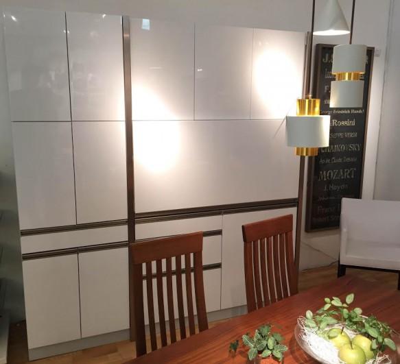 キッチンボード 収納 食卓 ホワイト 白 台所 リビングハウス モダン インテリア 家具