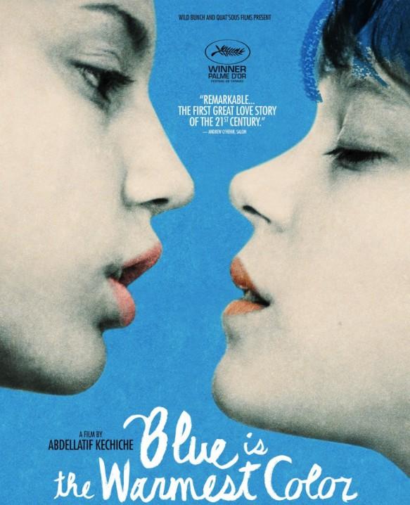アデル ブルーは熱い色