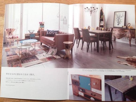 スタイルブック インテリア KARE すきなもの 革 個性的 部屋