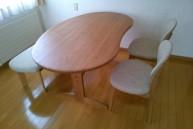 マメテーブルセット