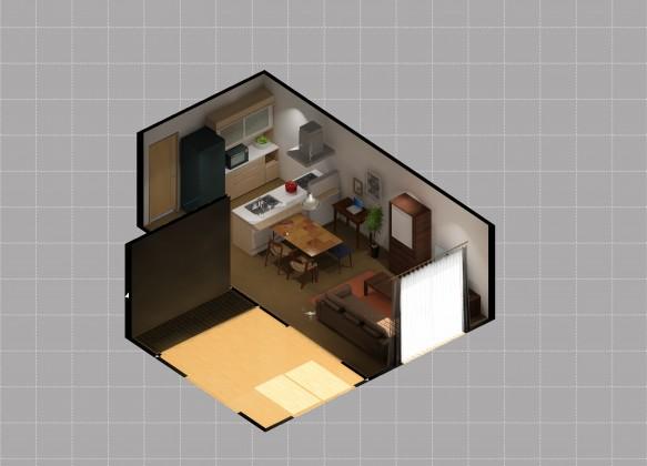 納品事例】3Dシュミレーション ...