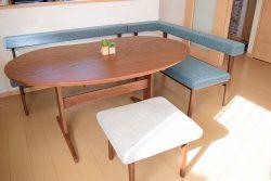 モコア mocoa ソファ 豆 変形 テーブル