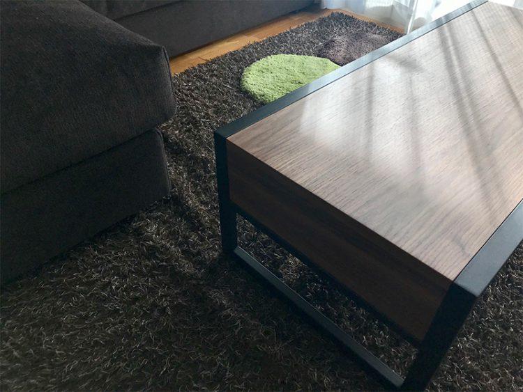 ナチュラル モダン テーブル