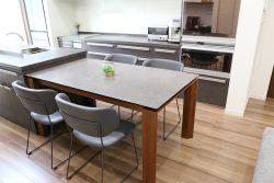 カリガリス セラミック 天板 ダイニングテーブル