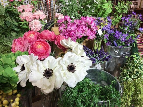 フェイクのお花