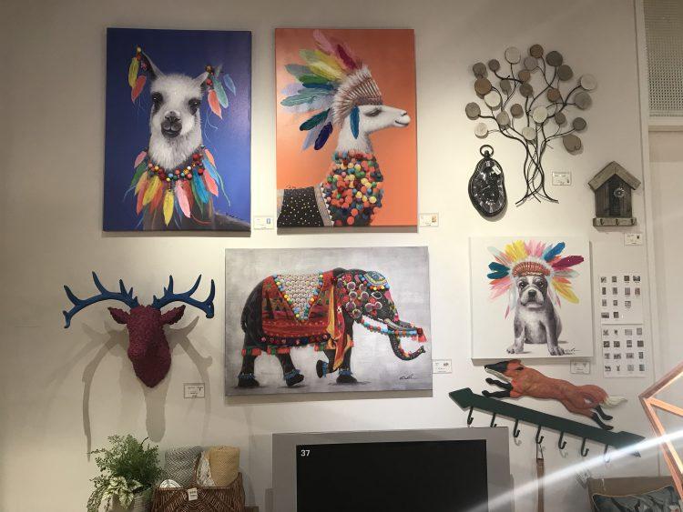 甲子園、アート、展示