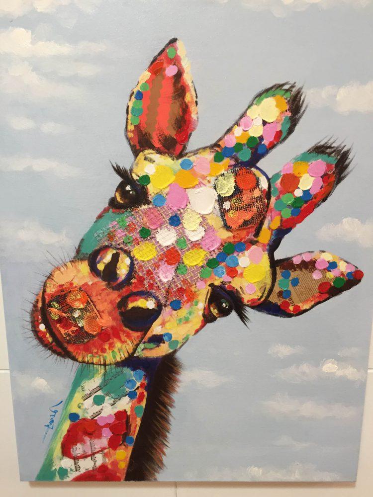 リビングハウス アート 動物 モチーフ インテリア 札幌