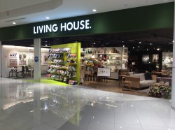 LIVINGHOUSE富士見店エントランス