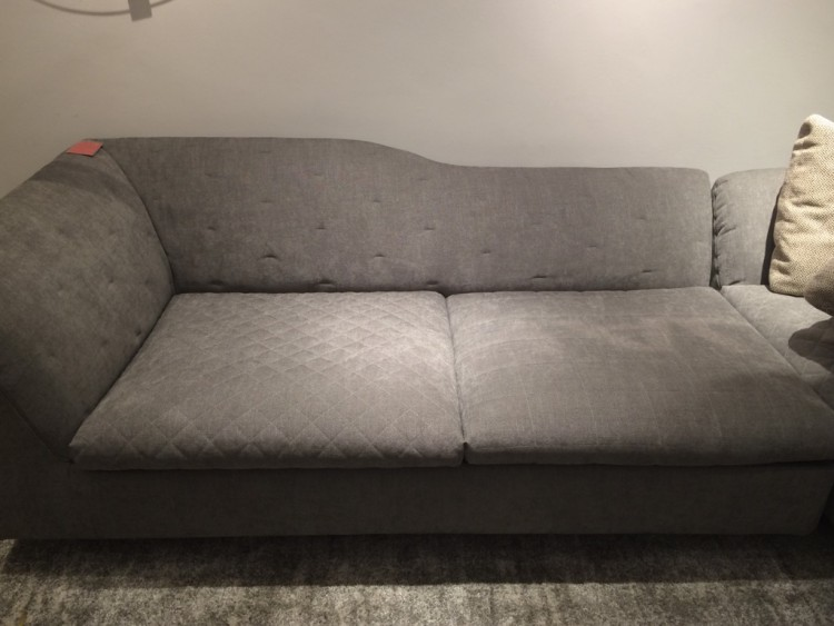 Bonaldo Sinua Sofa Hi & Low Back Seat