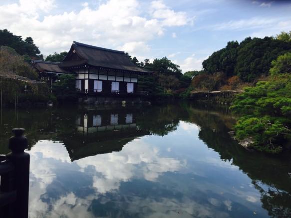 11月 平安神宮