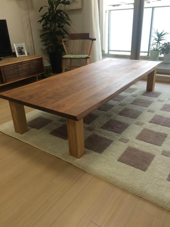 高山ウッドワークス テーブル