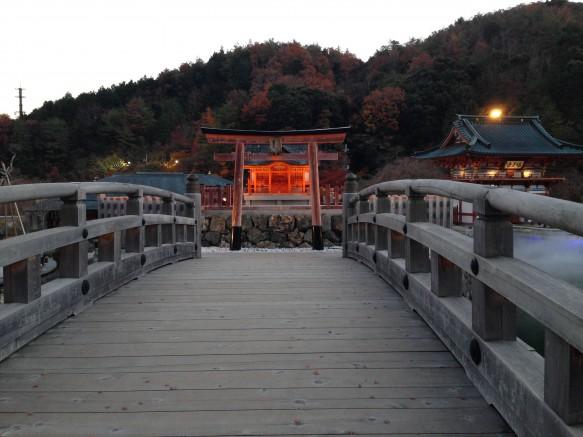 初詣 勝尾寺