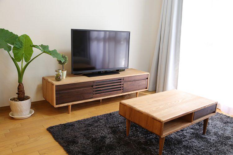 テレビボード リビングテーブル