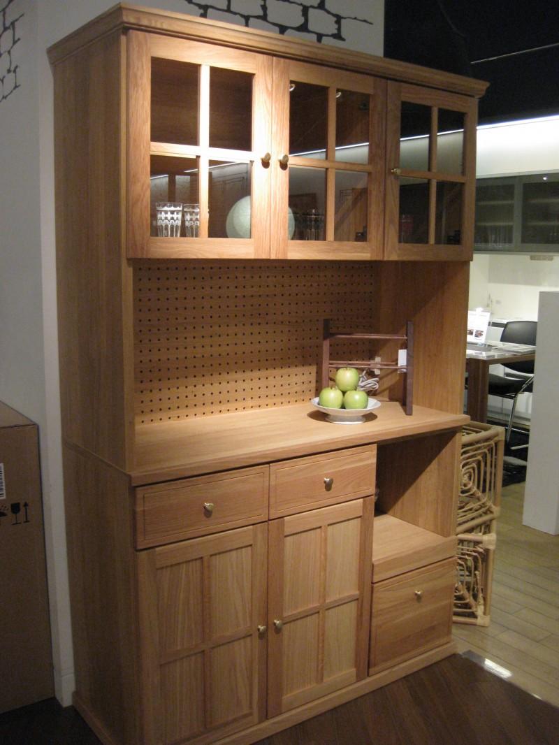 キッチンボード(食器棚) おしゃれな家具なら インテリアショップ リビングハウス