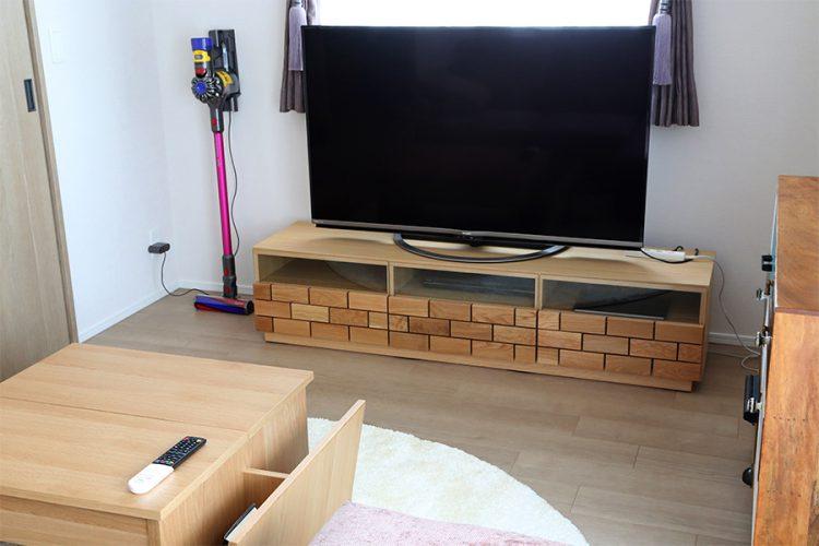 テレビボード オーク オシャレ ナチュラル