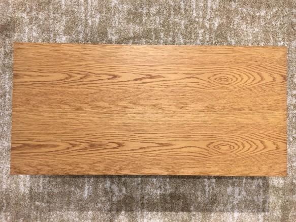 広松木工 オーク ベラクレッパ センターテーブル