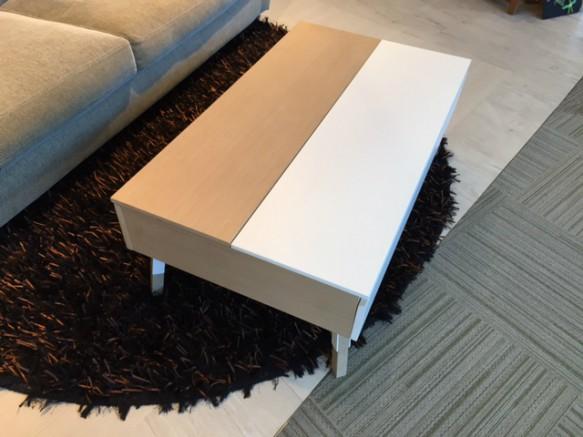 リビングテーブル ローテーブル 機能的