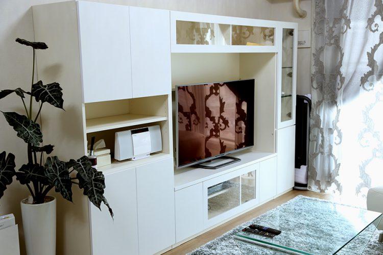 テレビボード ユニット