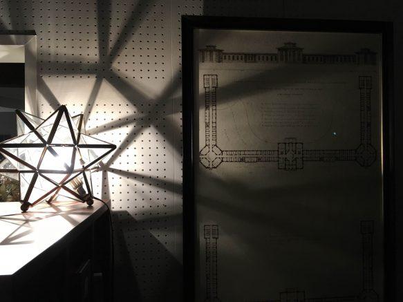 エトワール/フロア照明