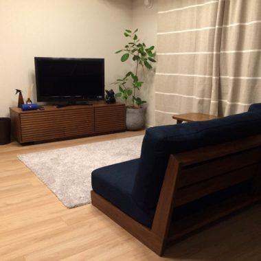リビング テレビボード ソファ