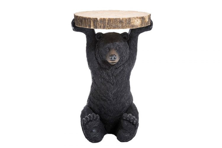 Side Table Animal Bear