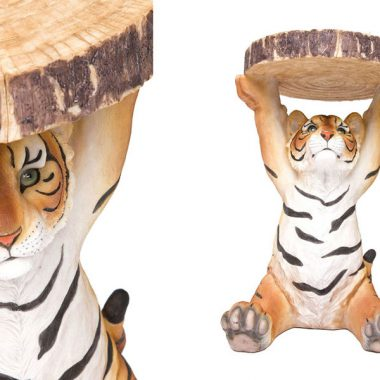 Side Table Animal Tiger
