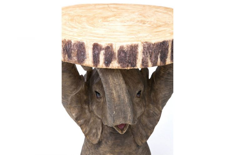 Side Table Animal Elephant