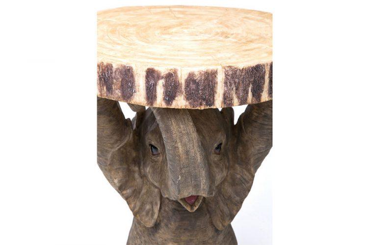 Side Table Animal Elephant