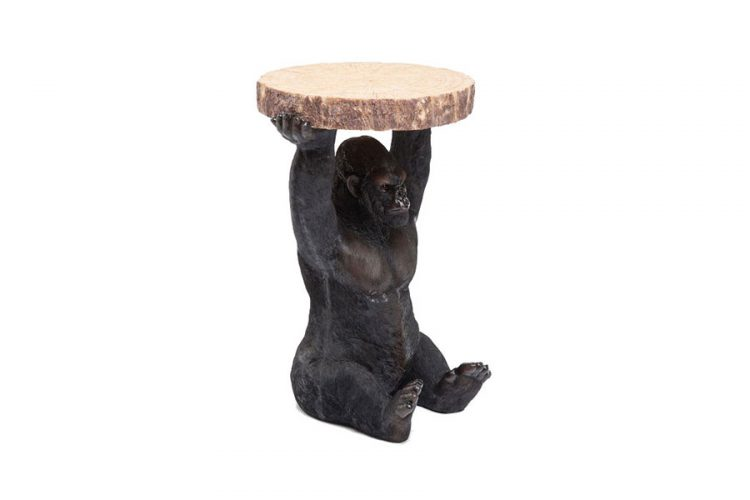 Side Table Animal Gorilla