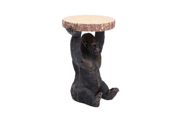 Side Table Animal Gorilla