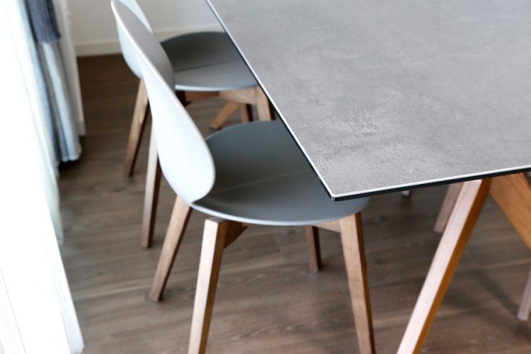 ダイニングテーブル モダン セラミック