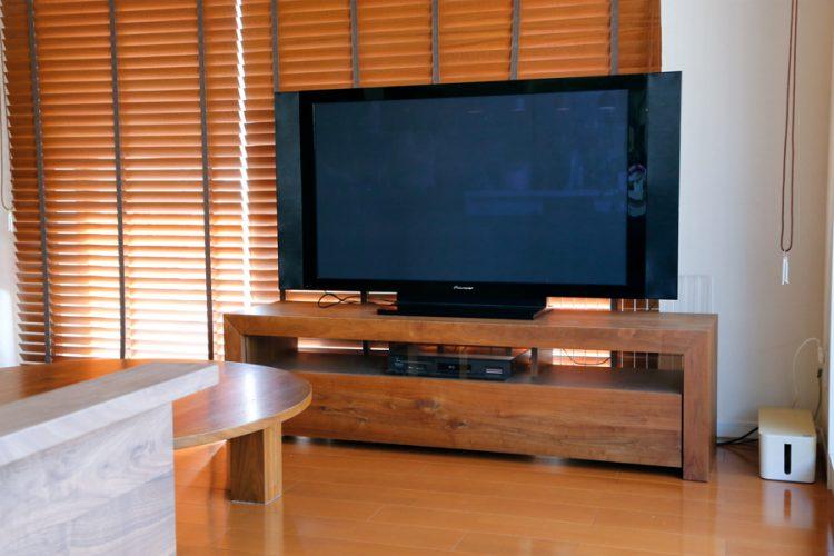 テレビボード 広松木工 アニマ チェリー