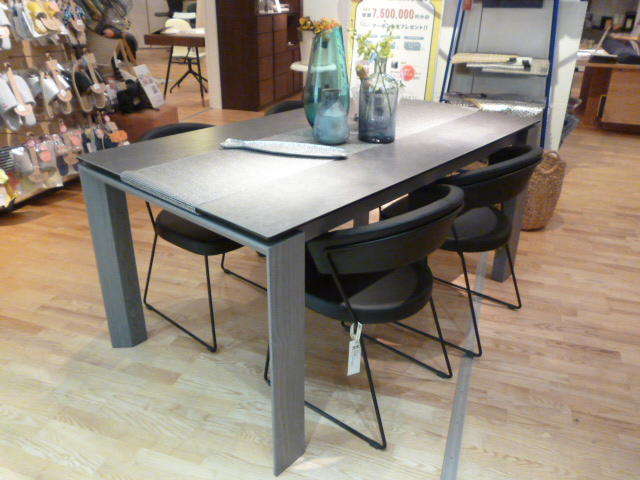 Omniaダイニングテーブル NewYorkチェア ダイニングセット カリガリス