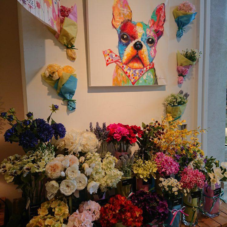 アートフラワー 造花 ハロースプリング HELLOSPRING