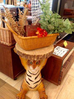 虎、サイドテーブル、人気