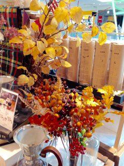 秋、花、雑貨、おしゃれ