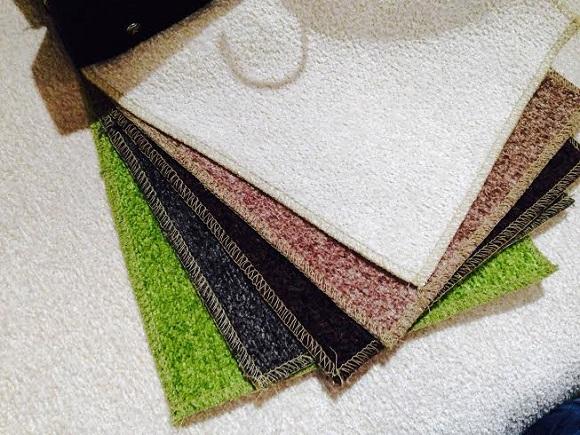 カラー ソファ カバーリング 布