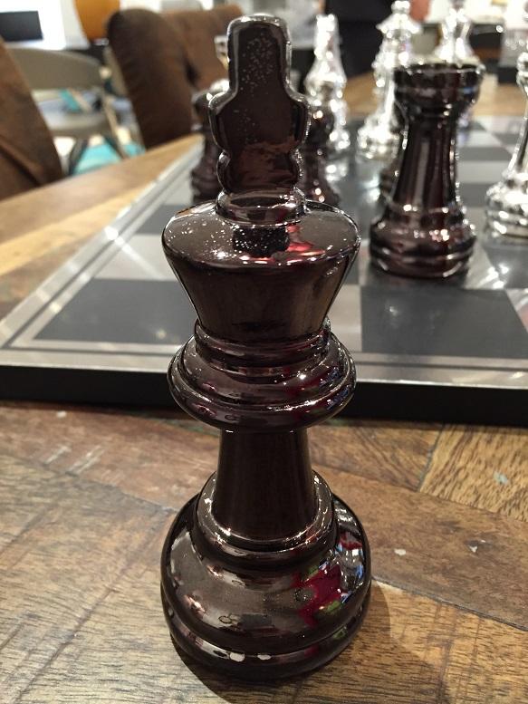 オシャレなチェス