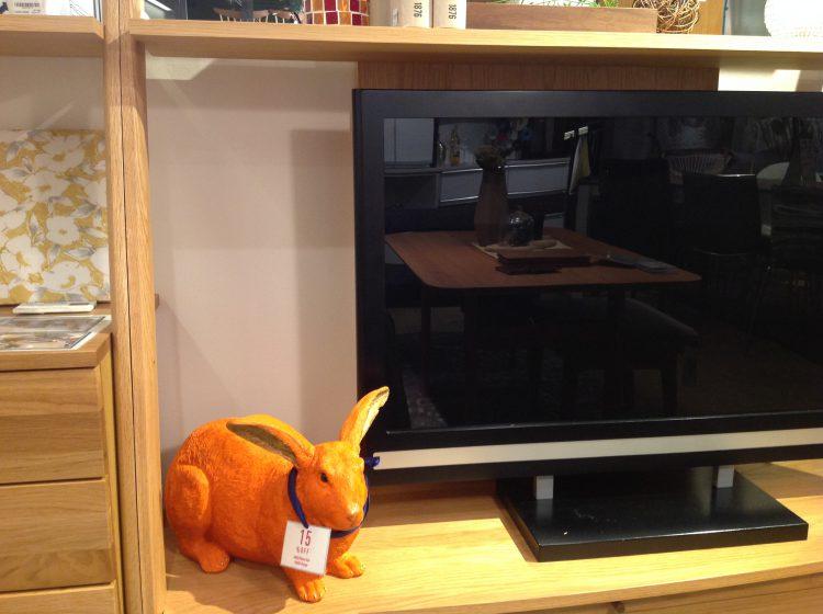 TVボード リビングボード 曲線美 リビングハウス 家具 テレビ台