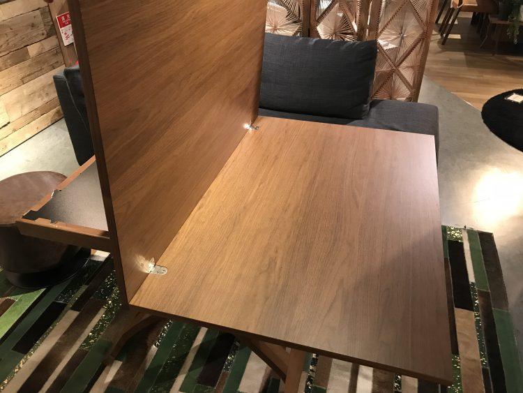 テーブル 机 リビングハウス エクステンションテーブル 伸長式テーブル MDF材 7段階昇降