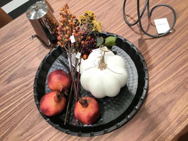 フェイクフラワー かぼちゃ 秋