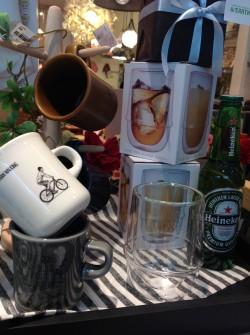 マグカップ 二重構造グラス