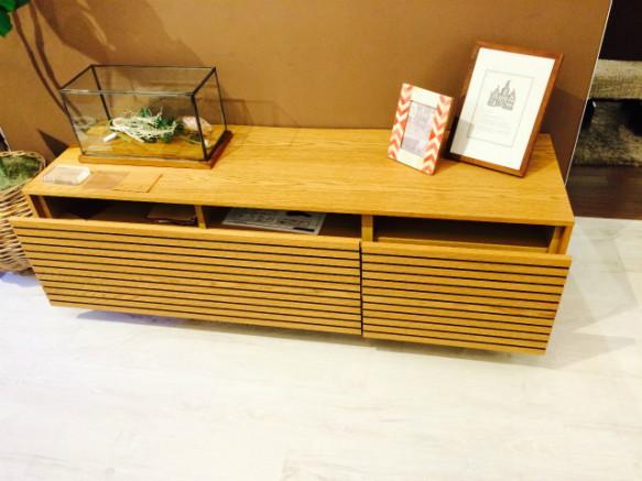 TVボード 木 シンプル