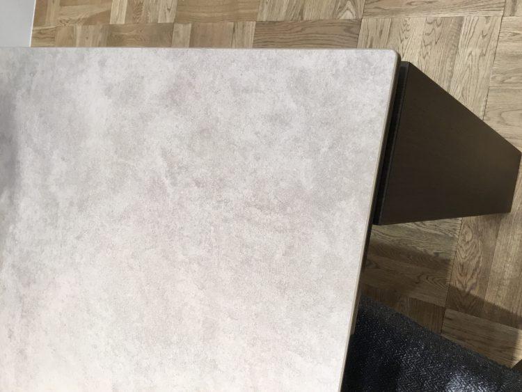 ダイニングテーブル セラミック