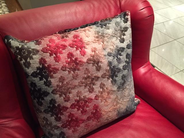 natuzzi cushion