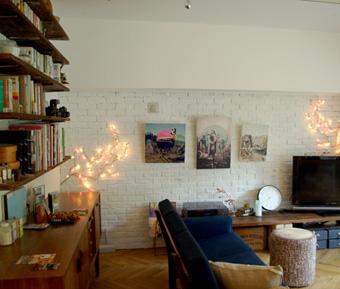 リノベーション会社との提携により 家具代金もローンに組み込めます