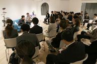 谷正人さんをお迎えしたトークセッション