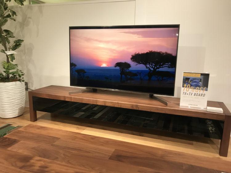 テレビ Sony 9500G テレビボード